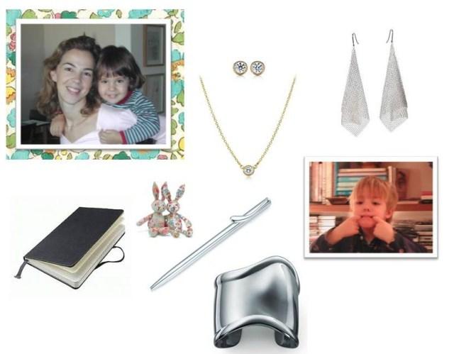 Silvia Taveira in Elsa Peretti jewelry