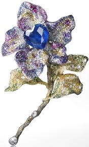 Cindy chao flower brooch
