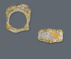 Cindy Chao diamond ring