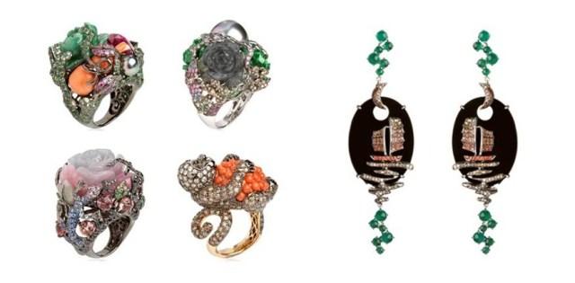 Wendy Yue, Annoushka, Silvia Taveira, jewellery, jewelry