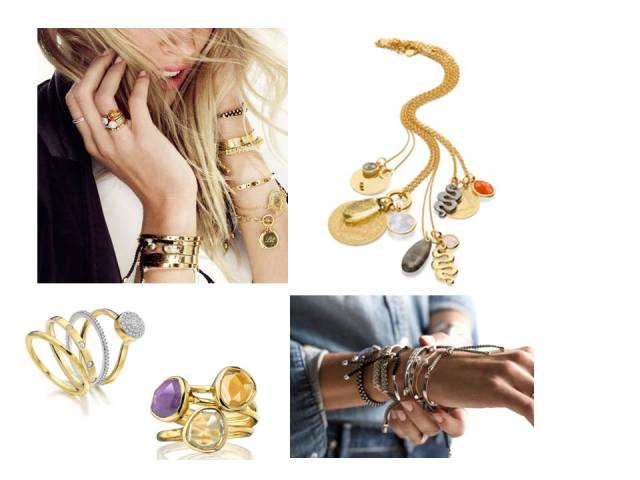 Monica Vinader, Silvia Taveira, jewelry, jewellery, bracelet, ring