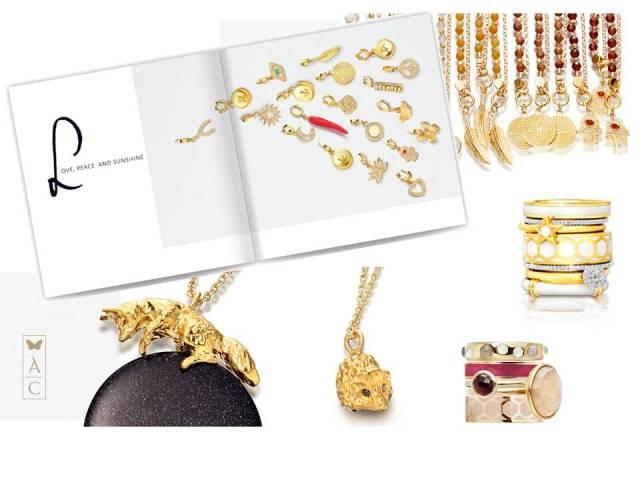 Astley Clarke, Silvia Taveira, bracelet, charms, ring