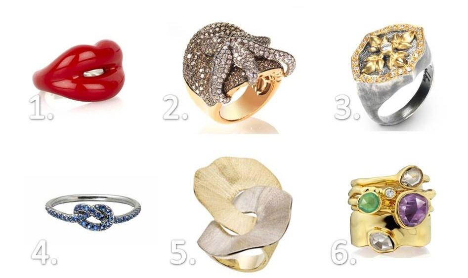 The ring collector\'s ultimate Christmas wishlist | Sílvia Taveira